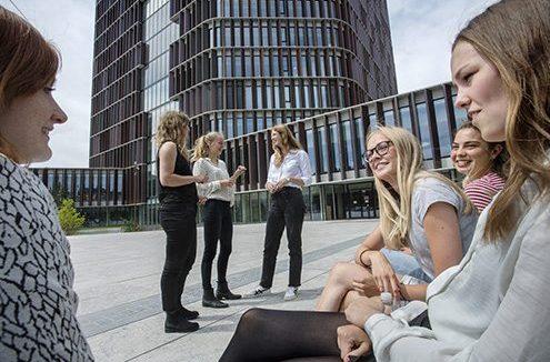 University of Copenhagen, access to infrastructure