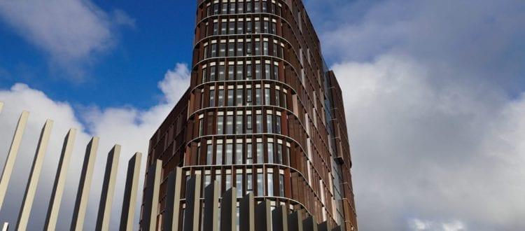 Mærsk Tårnet er på kort tid blevet ikonbygning for Copenhagen Science City