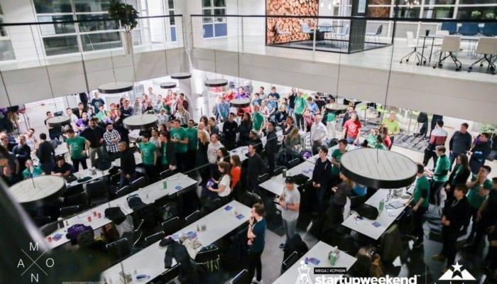Startup Weekend Copenhagen. Foto Mona Eendra