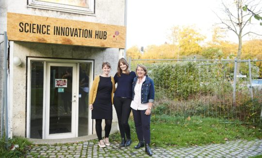 SCIENCE Innovation Hub. Open Hub every Tuesday.