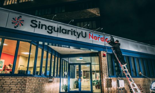 SingularityU Denmark changes name to Nordic
