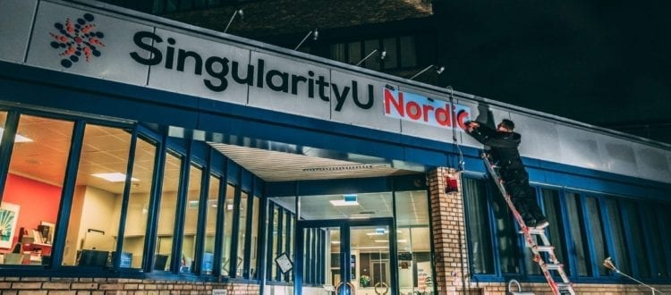 SingularityU Denmark changes name to Nordic