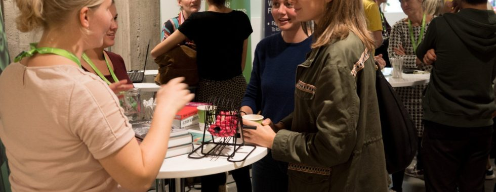 Career day at the UCPH Faculty of health and Medical Sciences. Photo: Lærke Gade Bjerregaard.