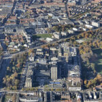 """Copenhagen Science City is an 800 metre radius innovation district in the heart of the Danish capital. Now it has been afforded a central role on the city's 12-year strategy """"City of Copenhagen, Municipal Plan 2019 – A globally responsible city""""."""