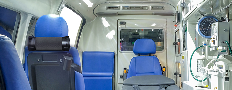 A novel air-filtration system developed by Copenhagen Science City-based start-up AirLabs is being installed in a fleet of London ambulances to protect drivers, staff and patients against COVID-19.