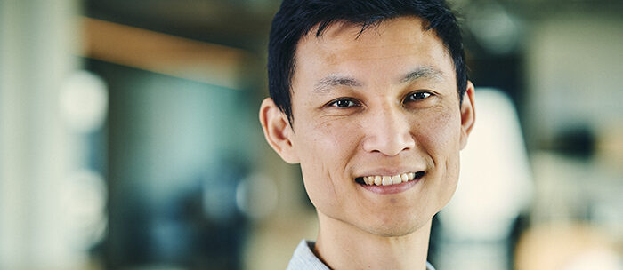 Tony Cheng Fu Chang is head of a new health-tech initiative at Copenhagen science city-located BioInnovation Institute