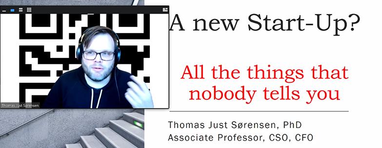 Startup ABC_Brew Your Own. Thomas Just Sørensen_Speaker