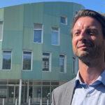 Marius Sylvestersen, New Chief Innovation Officer at University of Copenhagen, A Copenhagen Science City-partner.
