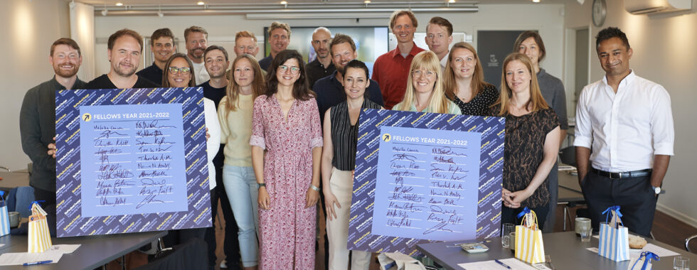 A new class of BioMedical Design fellows kick off their learning journey 2021-2022. They come from Denmark, Portugal, Turkey and the U.S.